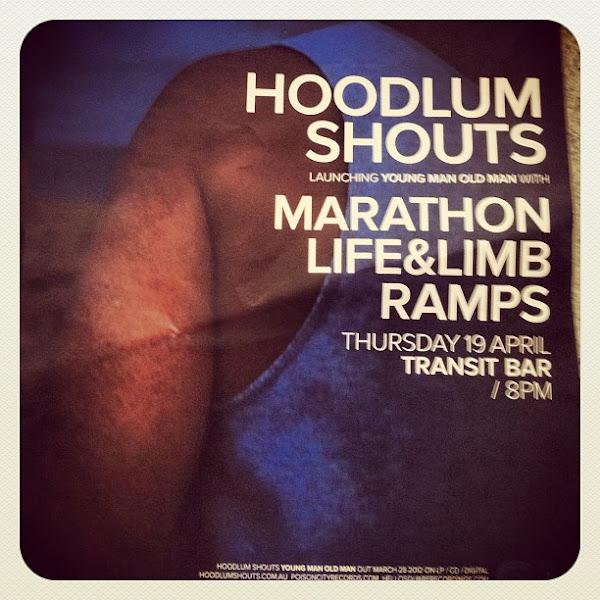 hoodlum shouts