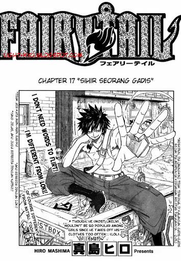 Manga Komik Fairy Tail 17 page Online 1