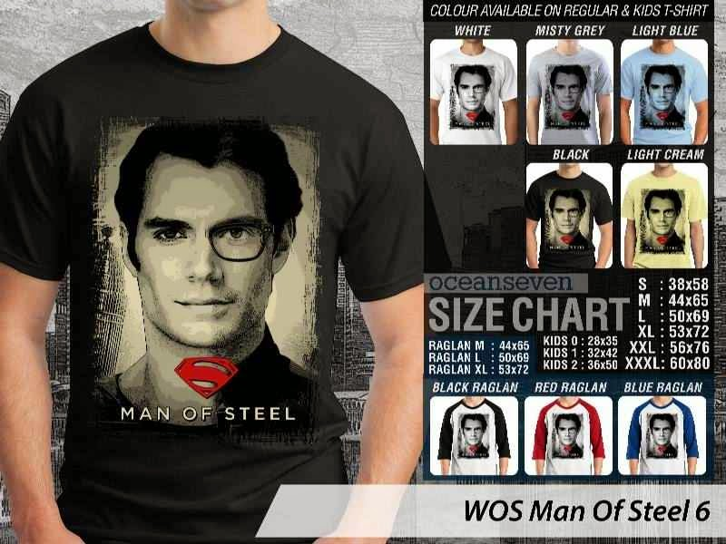 KAOS superman Man Of Steel 51 Movie Series distro ocean seven