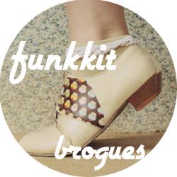cupcake brogues