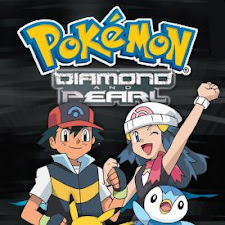 Pokemon Season 10 : Diamond And Pearl