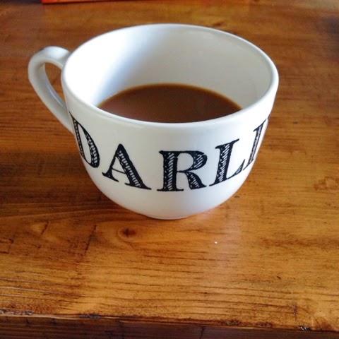 coffee, mug, for here