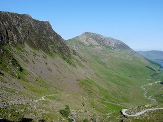 Haystacks and High Crag.