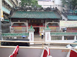 An-Mo Temple, most famous one in the area...