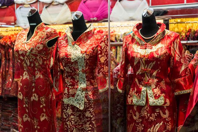 Jiang nan da dao wedding dress
