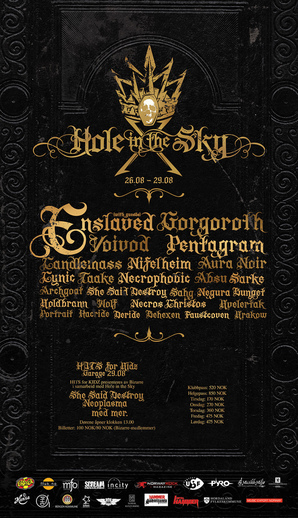 Hole In The Sky 2009