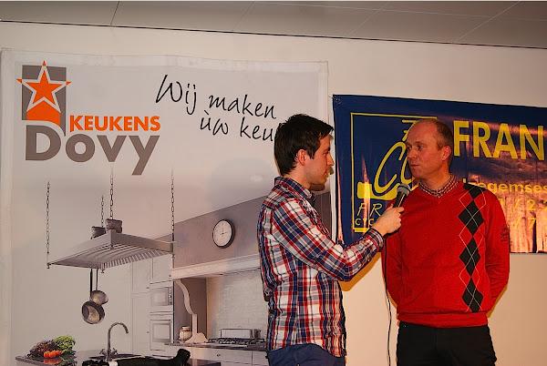 Dovy Keukens Peter Van Asbroeck : Ploegvoorstelling wielerteam Dovy Keukens FCC