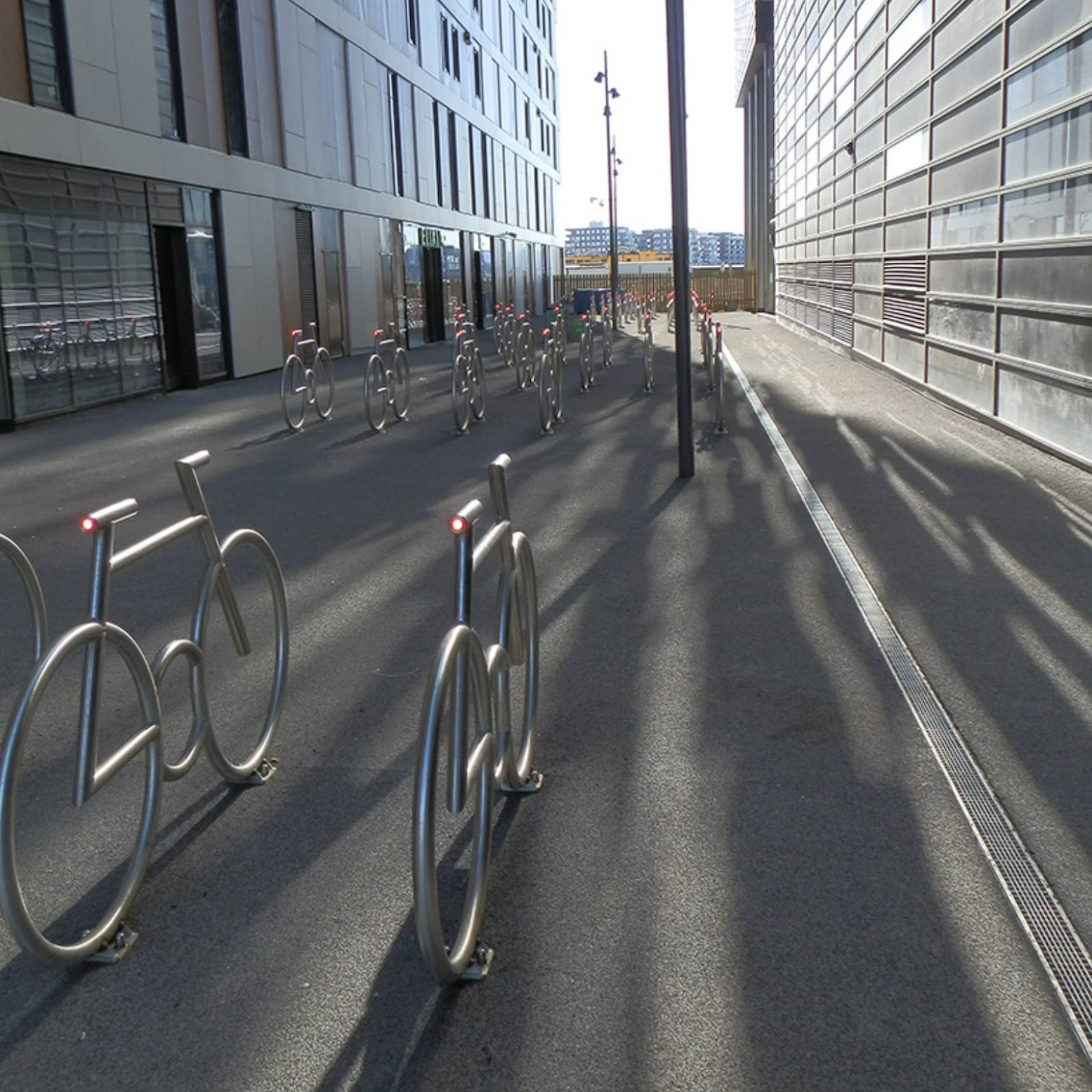 Oslo, Norvegia: [THE MAD PELETON BY MAD ARKITEKTER]
