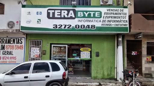 Terabyte Informática, Av. Prof. Clementino Câmara, 166 - Centro, Parnamirim - RN, 59140-310, Brasil, Loja_de_informatica, estado Rio Grande do Norte