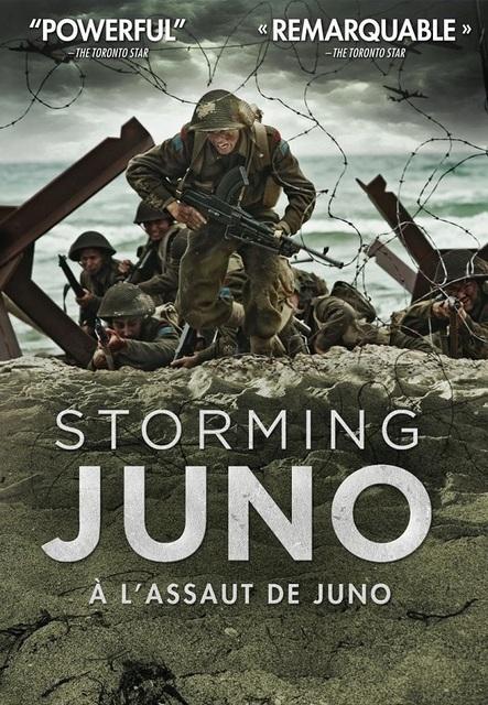 L±dowanie w Normandii / Storming Juno (2010) PL.TVRip.XviD / Lektor PL