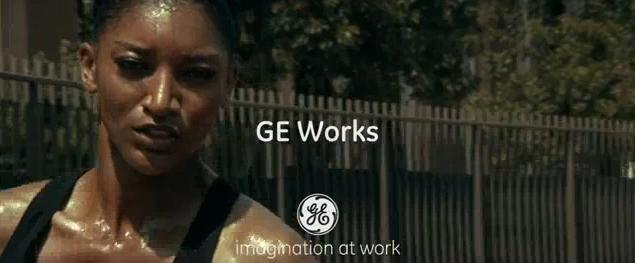 The Olympic Athlete A Look Inside GE TV Ad