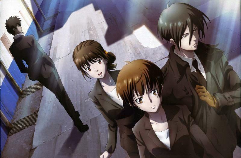Psychopath 2nd Season | Psycho-Pass 2nd Season | Psycho-Pass Second Season