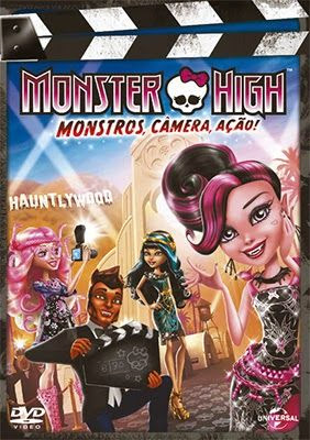 Download Monster High   Monstros, Câmera, Ação – Dublado