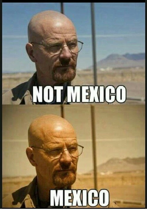 Meanwhile, on Breaking Bad