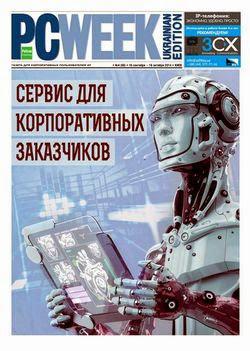 PC Week №4 (сентябрь-октябрь 2014) Украина