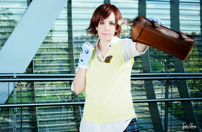 Bộ ảnh cosplay Tekken cực chất đến từ Đức - Ảnh 9