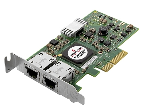 Dell Broadcom NetXtreme II 5709 Dual Port Gigabit Ethernet NIC