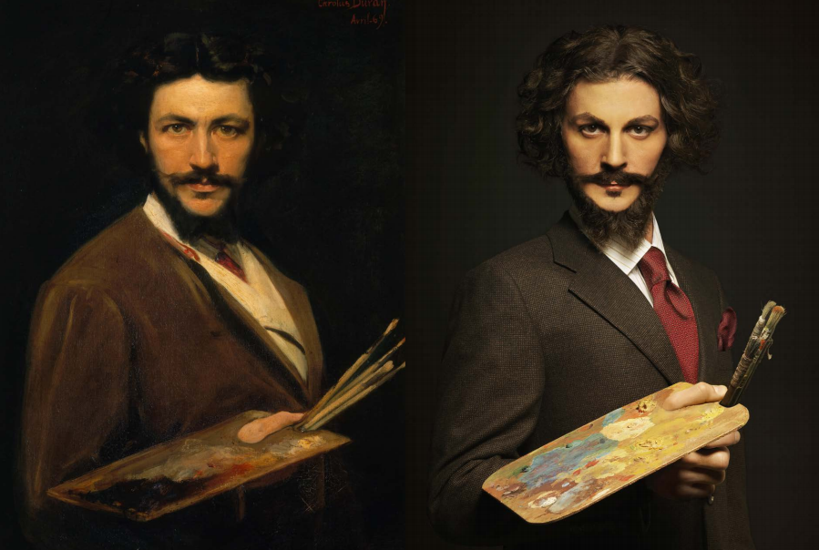 Stefano Ricci: a Salut to the History of Art at the Uffizi [men's fashion]