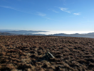 Hesk Fell Summit to the Duddon Estury