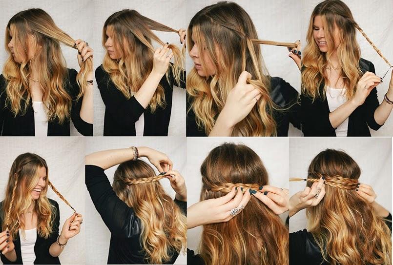Peinados Con Cabello Suelto Faciles