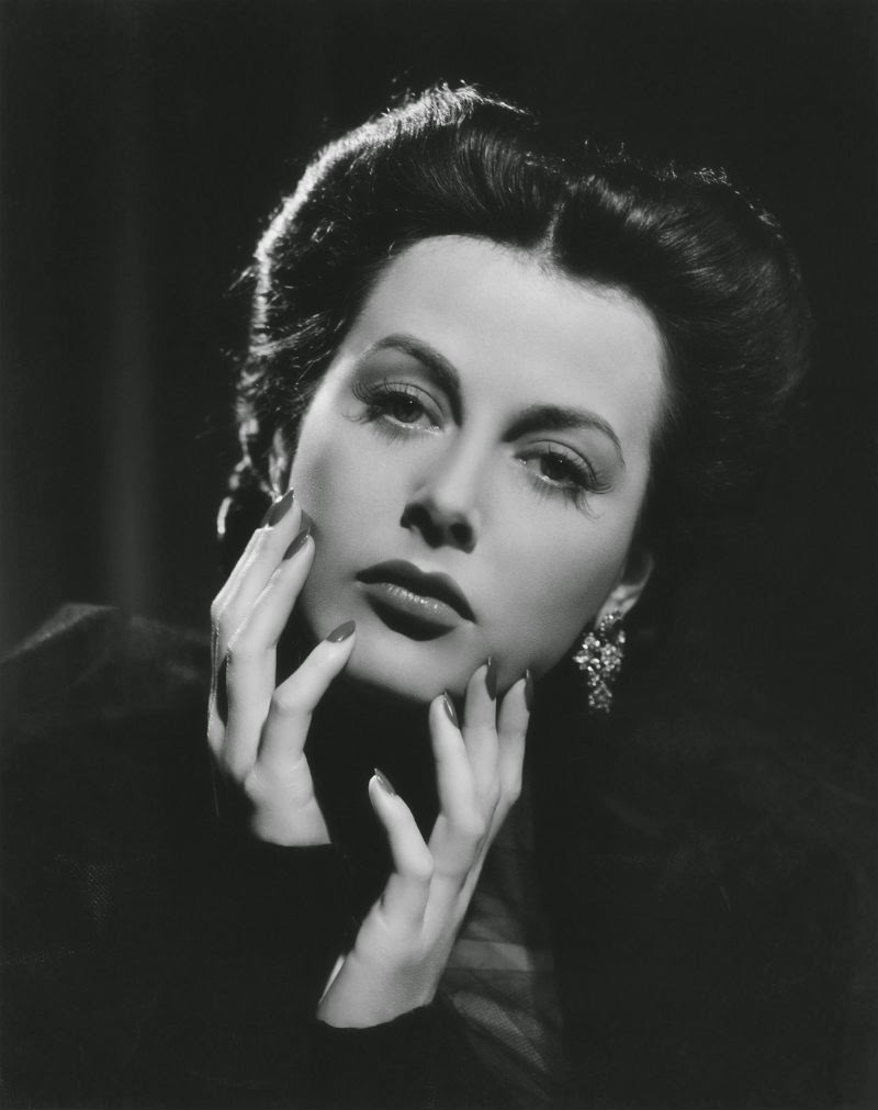 Hedy lamarr old age photos