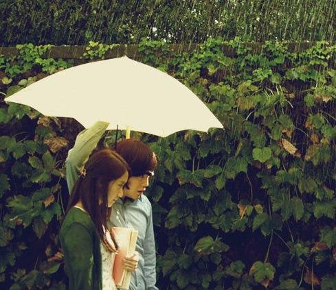 Thơ hay mưa ngâu