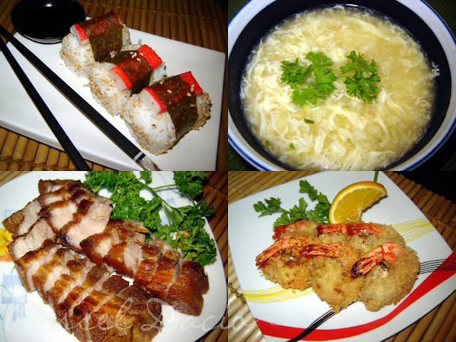 umami rich dishes
