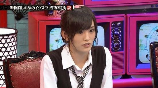 (TV-Variety)(720p) 山本彩 – 水曜日のダウンタウン 140806
