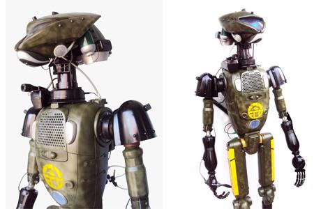 Robô Eco - Projeto Gênesis