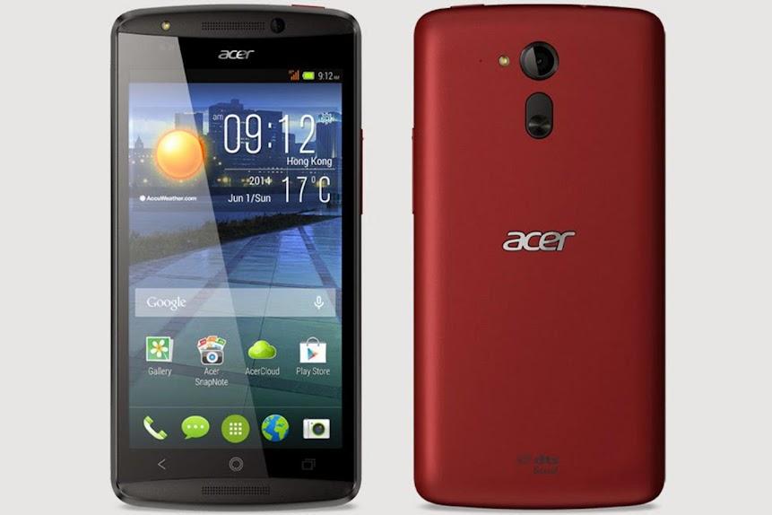Acer Liquid E700 - Spesifikasi Lengkap dan Harga
