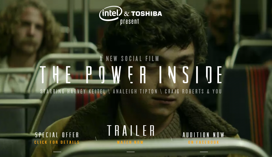 The Power Inside — New Social Film From Intel & Toshiba