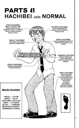Ai Kora Manga Online 41 page 3