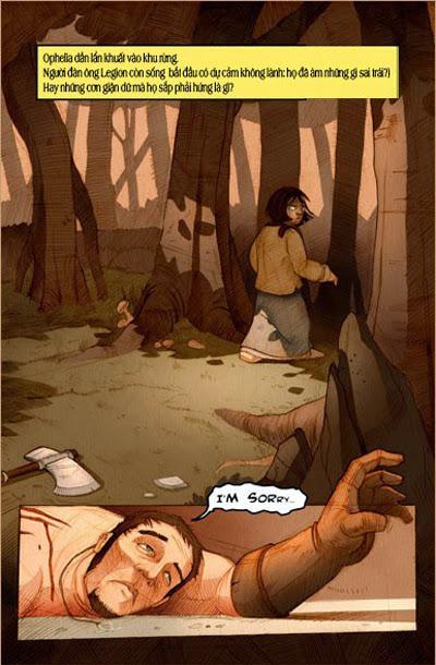 Truyện tranh HON: Quá khứ của Ophelia (tập 1) - Ảnh 12