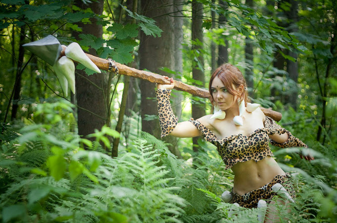 Ngắm cosplay tuyệt đẹp về thợ săn hóa thú Nidalee
