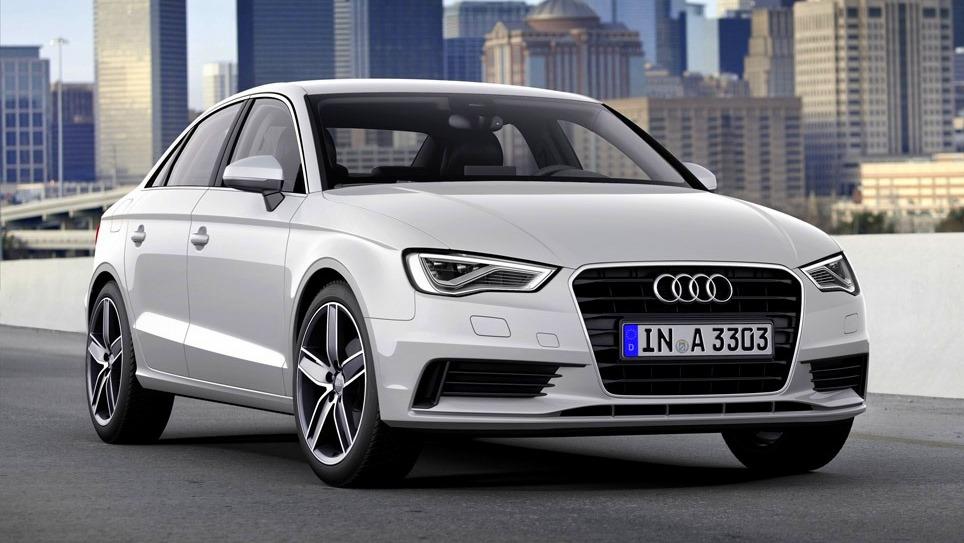 2014 Audi A3 Sedan, A3 Sportback'ten 2 Bin Euro Pahalı Olacak!