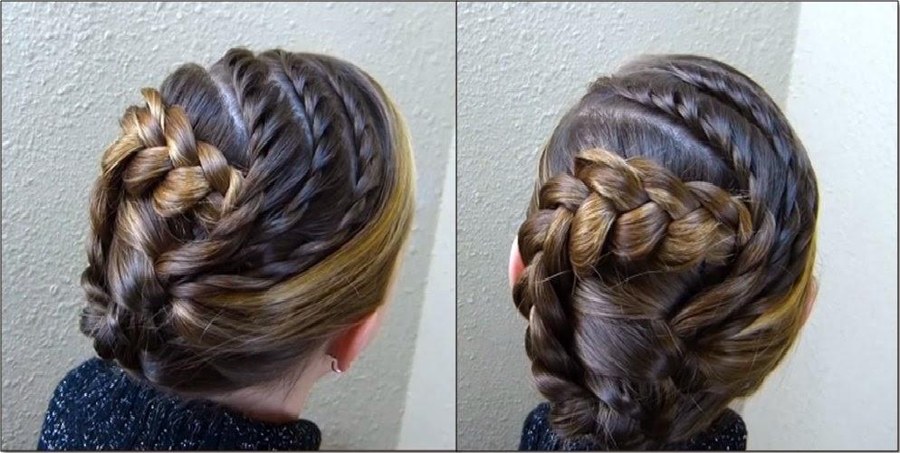 Como Hacer Peinados De Nina Faciles