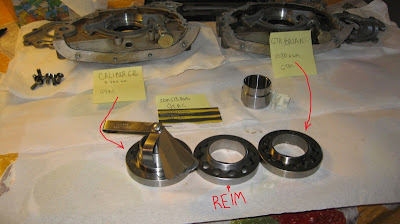 Nissan Vs Reimax Oil Pump Gears