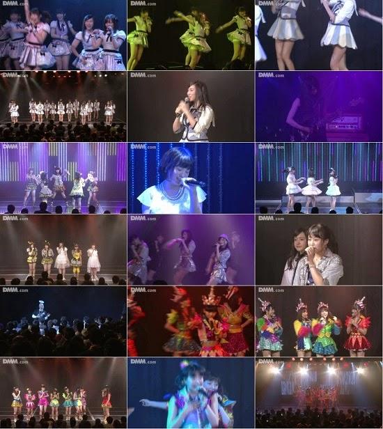 """(LIVE)(公演) NMB48 チームN """"ここにだって天使はいる"""" 公演 150301 & 150303"""