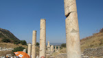 The Temple of Artemis once was in Ephesus but was destroyed by looters