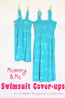 Mommy and Me Swim Cover-ups