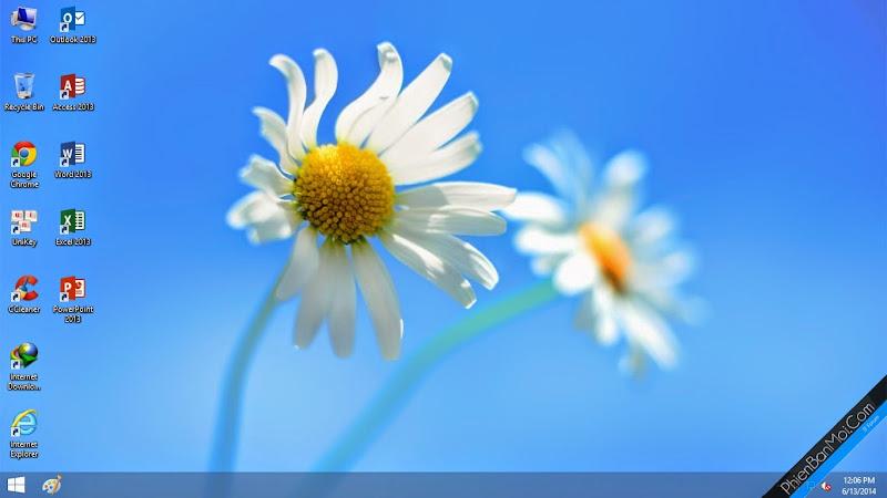 Ghost Windows 8.1 Pro X86-X64 Full Soft Update mới nhất