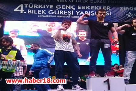 İmam Hatip Lisesinden Türkiye Şampiyonu