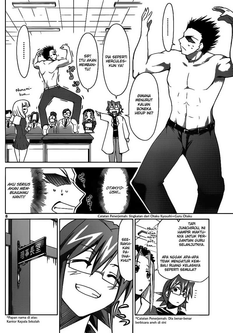 Komik denpa kyoushi 020 21 Indonesia denpa kyoushi 020 Terbaru 6|Baca Manga Komik Indonesia|