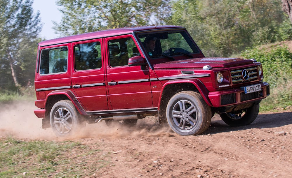 2016 Mercedes-Benz G550 review Car Price Concept