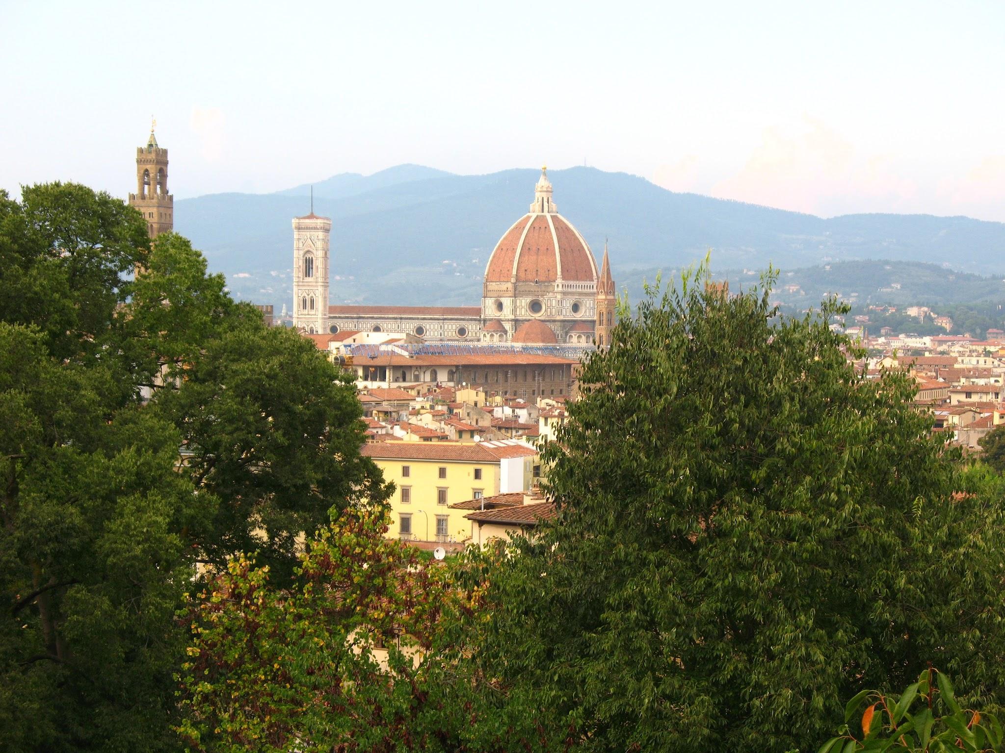 Ogrody Florencji