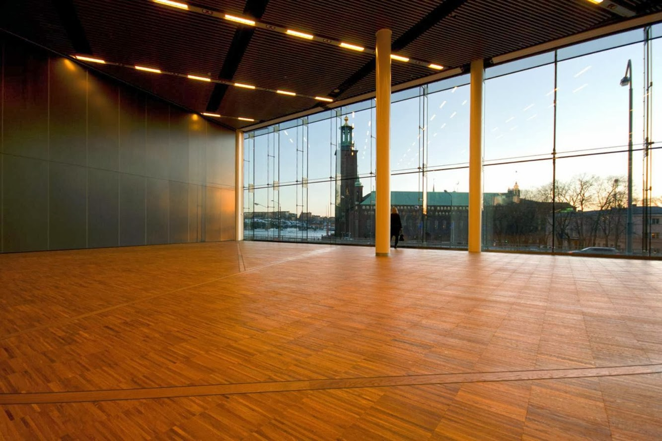 Stockholm Waterfront by White arkitekter