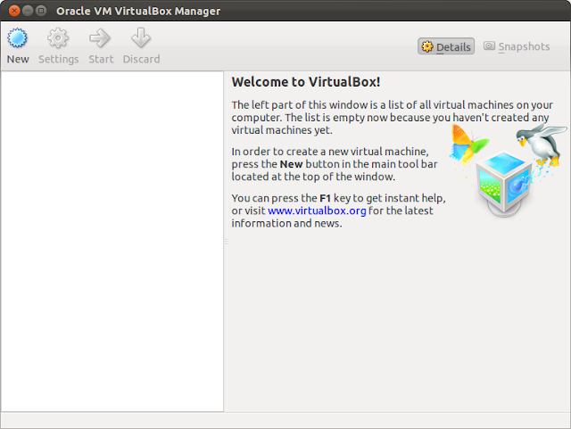 Oracle VirtualBox | loewyicom