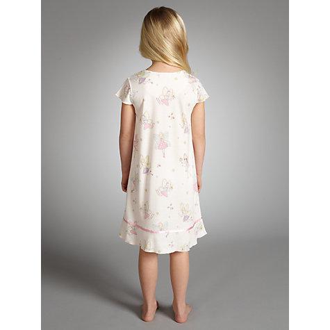 Đầm ngủ bé gái John Lewis hàng xuất Anh, made in vietnam, mẫu nàng tiên2.