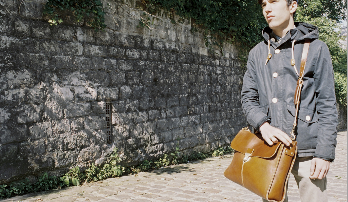 Bleu de Chauffe Bags for This Coming Winter [men's fashion]