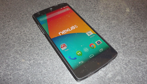 Google Nexus 5 - Review